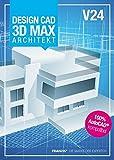 Franzis Verlag DesignCAD 3D MAX V24 Architekt