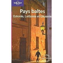 PAYS BALTES ESTONIE LETTO 1ED