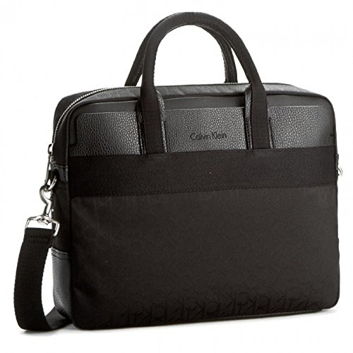 calvin-klein-borsa-per-computer-portatile-da-uomo-power-logo-nero