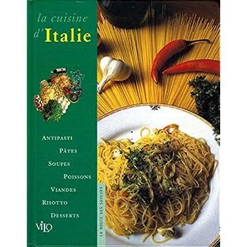 La cuisine d'Italie