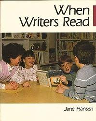 When Writers Read