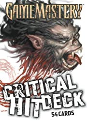 Gamemastery Critical Hit Deck New Printing