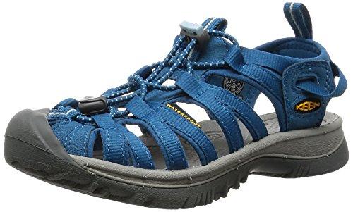 5124 Keen BKGA WHISPER Donna Outdoor Blue Sandali awwOZqTx