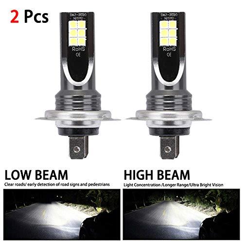 M-PENG h7 110w 24000lm kit di lampadine per fari a led per conversione di fari per auto 6000k lampadina per fari a led per auto