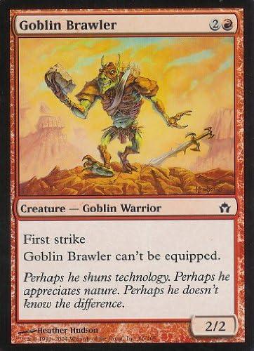 Magic: the Gathering - Goblin Brawler - - - Fifth Dawn by Magic: the Gathering B005OV6644 03e428
