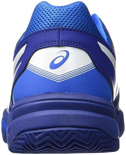 Argilla Uomo Da Bianco Scarpe limoges Gel Blu Tennis Asics Viola Challenger 11 Esecutivo tfYZB