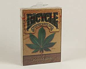 Cartes à jouer Bicycle chanvre Bicycle Hemp Playing Cards
