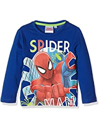 Marvel Jungen T-Shirt Spiderman Spidey Fights Crime