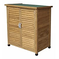 Easipet Wooden Garden Shed for Tool Storage (824)