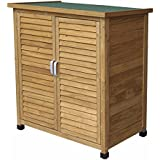 Wooden Garden Shed for Tool Storage (824)