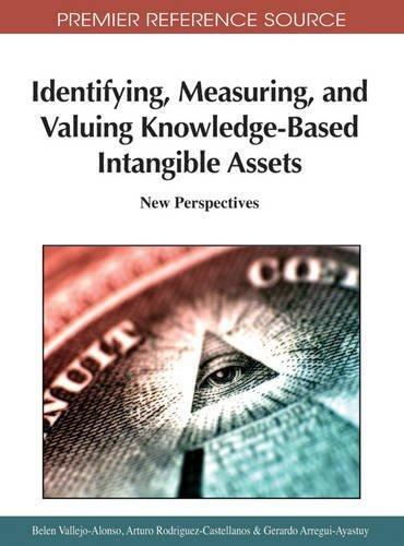 Identifying, Measuring, and Valuing Knowledge-Based Intangible Assets: New Perspectives (Premier Reference Source) by Belen Vallejo-Alonso (2010-10-31)