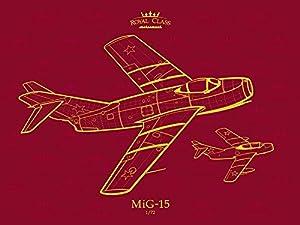Eduard Kits Plástico R0011 - Kit Modelo MiG-15 Quattro Combo Royal Class