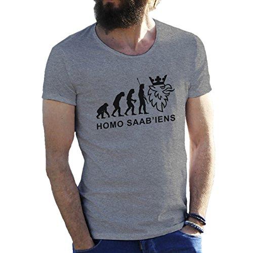 evolution-of-saab-lovers-grey-mens-t-shirt-medium