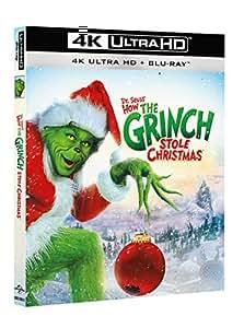 Il Grinch (Blu-Ray 4K Ultra HD + Blu-Ray)