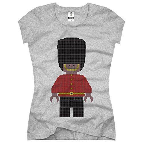 TEE-Shirt, Women T-Shirt Royal Guard Size XXL,Grau