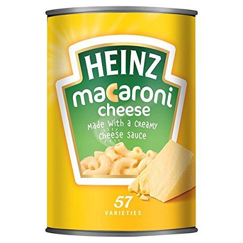 Heinz Makkaroni-Käse 400g Pack (6 x 400 g)