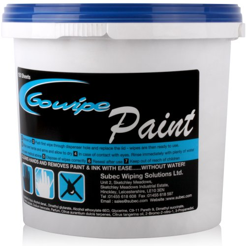 150-paint-wipes-cleans-hands-removes-paints-inks-without-water-comes-with-tch-anti-bacterial-pen