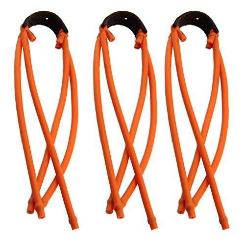 it großer Reichweite, Spielzeug für die Jagd, für Herren, Waffe, Geschenk, 3 Strips Replacement Rubber Bands (Spider-woman Outfit)