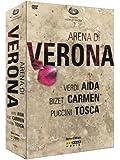 Arena Di Verona (Aida/ Carmen/ Tosca: Verona) (Arthaus: 107520) [DVD] [2012] [NTSC]