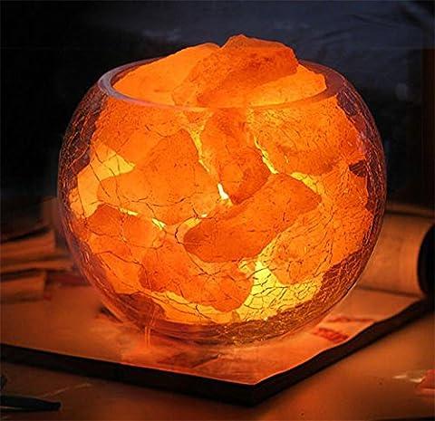 GBT Natürliche Gesundheit Kristall Salz Lampe Dimmable Kreative Schreibtisch Lampe Strahlung Schutz Anion Salz Kristall Lampe (Led-Leuchten, Warmes Licht, Weißes Licht, Kronleuchter, Innenbeleuchtung, Außenleuchten, Wandleuchten)