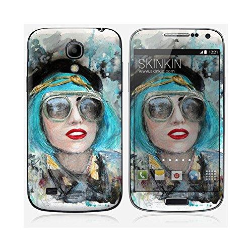 Coque iPhone 6 Plus et 6S Plus de chez Skinkin - Design original : Lady gaga glasses par Denise Esposito Skin Samsung Galaxy S4 mini