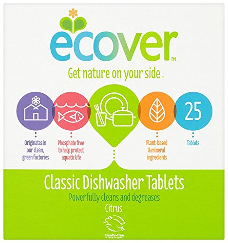 ecover-dishwasher-25-tablets-pack-of-2