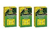 3x 240 ml COMPO Rasenunkraut-Vernichter Banvel M | Sparpackung Set | Wasserlösliches Konzentrat zum Gießen &Spritzen