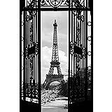 REINDERS Der Eiffelturm - 1909 - Poster 115 x 175 cm