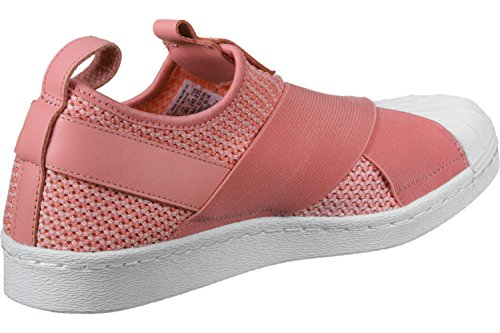 adidas - Superstar Slipon W, Scarpe sportive Donna rosa (Rostac/Rostac/Ftwbla)