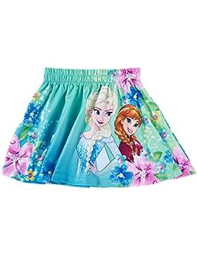 Disney Die Eiskönigin Elsa & Anna Mädchen Rock - türkis