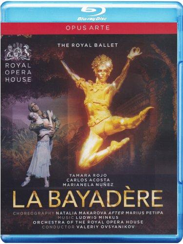 La Bayadère [Blu-Ray] [(+Booklet)]