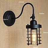 WLL Die industrielle Revolution im Licht des Schöpfers einfache Passage Antique Shop kreative deation der Beleuchtung von kleinen B096