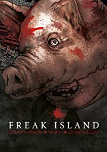 Freak Island Edition simple Tome 1