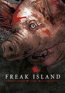 Freak Island Edition simple Tome 1