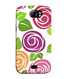 PrintVisa Designer Back Case Cover for Micromax Canvas 2 A110Q :: Micromax A110Q Canvas 2 Plus :: Micromax Canvas 2 A110 (Look good Rounded shape)