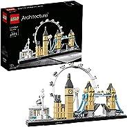 LEGO-Architecture London, Flerfärgad, 15 x 28 x 8 cm