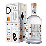 The Duke Munich Dry Gin - Kunstedition - Kupferedition weiß mit Geschenkverpackung (1 x 0.7 l)
