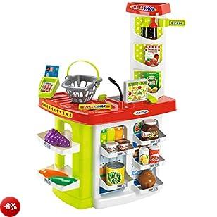 Ecoiffier 7600001784 - Super Shop con Accessori