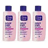 Clean & Clear Natural Bright Facewash, 100ml (Buy 2 Get 1 Free)