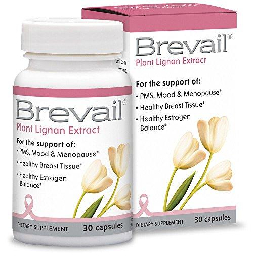 Barlean's, Brevail, Proactive Breast Health, 30 Kapseln einmal täglich