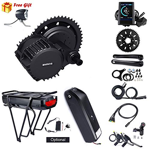 Bafang Electric Bike Motor Kit conversión bicicletas