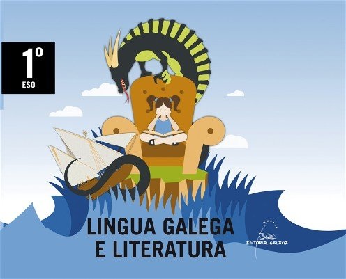 Lingua galega e literatura 1º ESO (Novos textos) - : 44