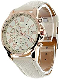 OpenDeal Analogue White Dial Women's & Girl's Watch -Od-W308