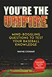 You're the Umpire: Mind-Boggling Questions to Test Your Baseball Knowledge (English Edition)