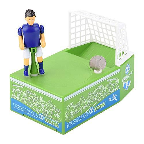 Hilitand Automatisierte Münzbank Sparen Spardose Fußball (ohne Batterie) Kinder oder eine interessante Dekoration