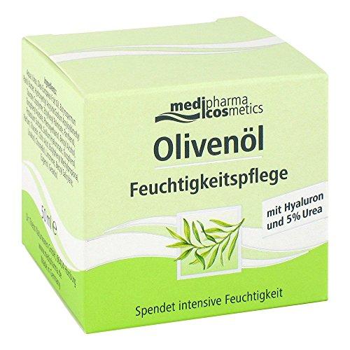 Medipharma Olivenöl Feuchtigkeitspflege Creme, 50 ml