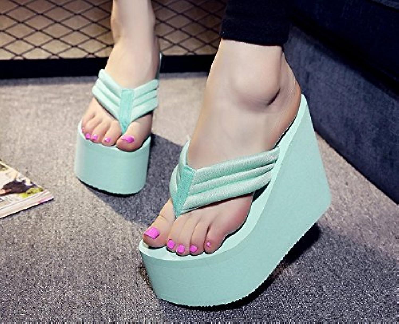 Sexy, Tacón Alto, Dedo del pie Abierto, Sandalias Romanas, Palabra Correa, Tacón Fino, Zapatos de Mujer 10cm-39 Nude