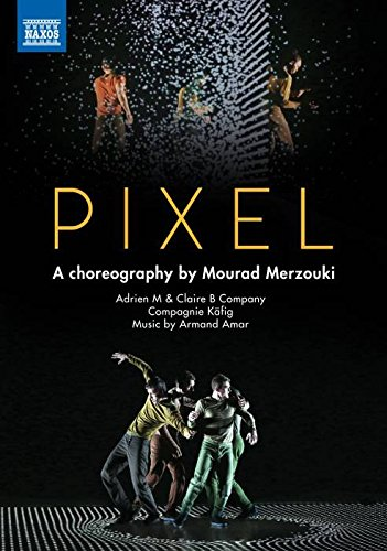 Merzouki: Pixel [DVD]