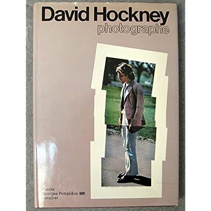 David Hockney, photographe