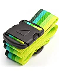 Travel Blue Sicherheits-kofferriemen, multicolor, 5x200 cm, 040, Farblich Sortiert